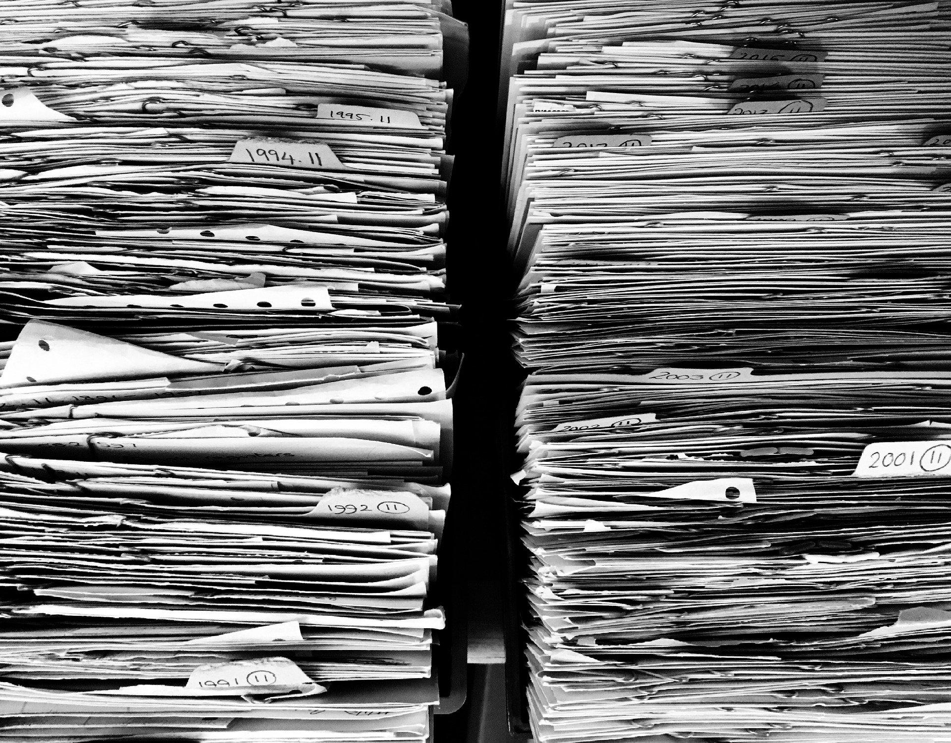 出願に必要な書類の準備